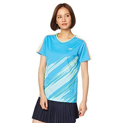 ヨネックス ウィメンズゲームシャツ (20497) [色 : ブライトブルー] [サイズ : O]