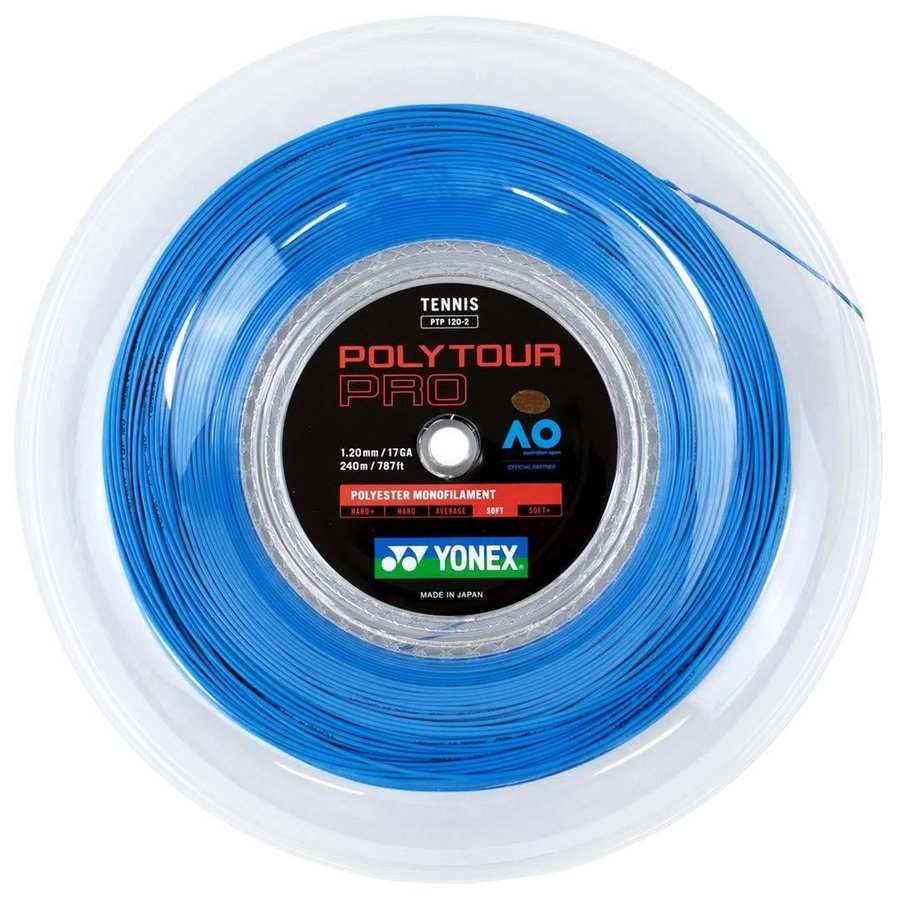 最高の品質の ヨネックス ヨネックス ポリツアープロ120(240M) (PTP1202) (PTP1202) [色 [色 : ブルー], I LOVE BRAND:161750f1 --- odvoz-vyklizeni.cz