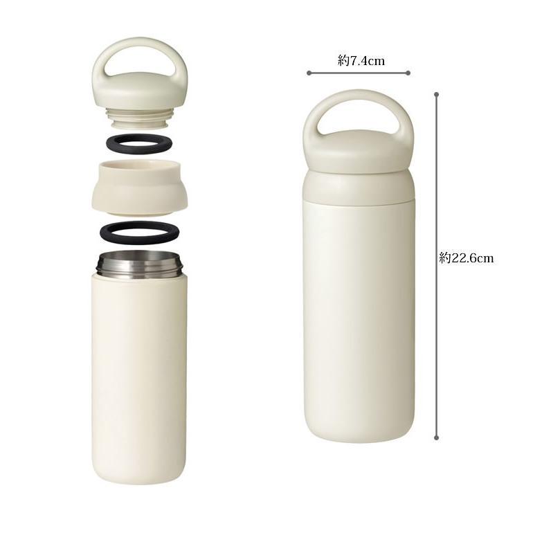 KINTO キントー デイオフタンブラー 500ml 水筒 保温保冷 直飲み|eclity|04