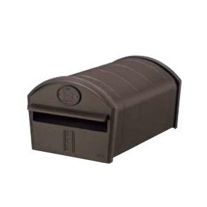 【送料別途】 LIXIL郵便ポスト リクシル エクスポスト アメリカンタイプ W-1型 前入れ前取出し オータムブラウンVRK42 KSK