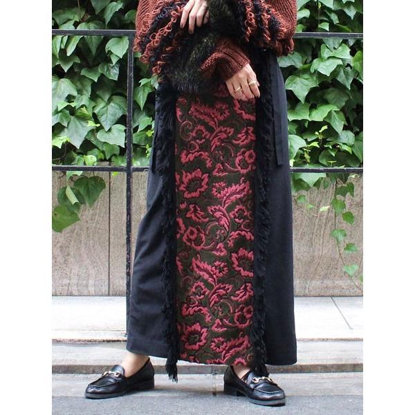 【国産】 エボニー EBONY レディース ベルトタイトスカート BELT TIGHT SK エボニー -KAHKI-Lady