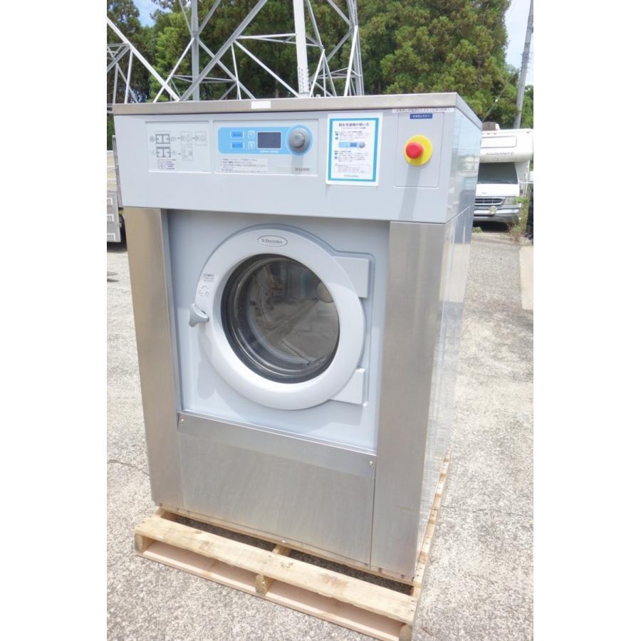 B 27kg エレクトロラックス 業務用 ドラム式洗濯機 W4240H 大型 3P200V 施設 店舗