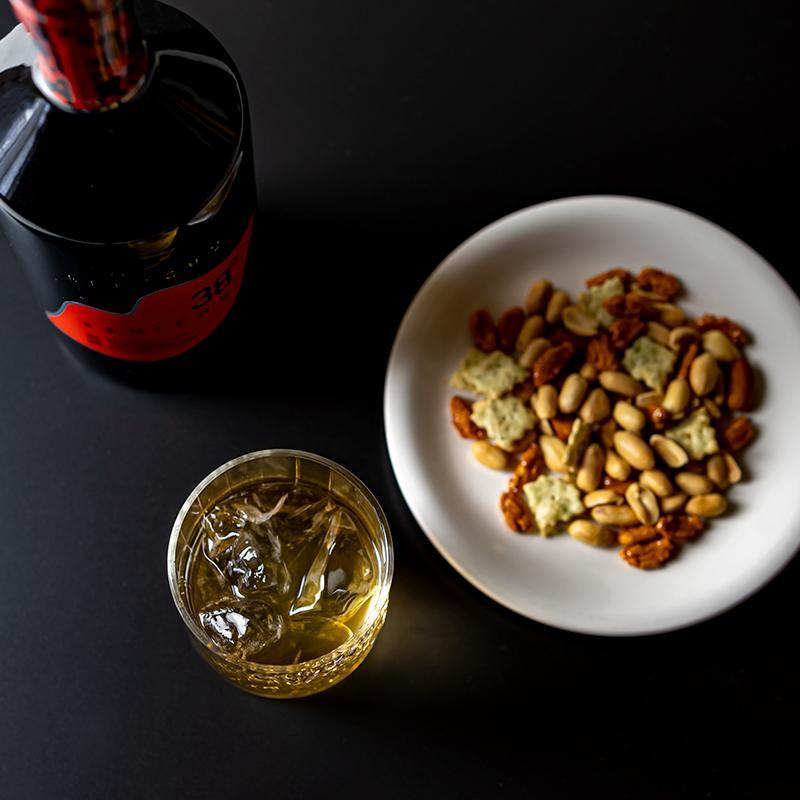 BENICHU38°とBENICHU20°の2本セット [750ml] 梅酒 ギフト 贈り物 甘くない梅酒 大人ギフト プレゼント おすすめ ecofarmmikata 02