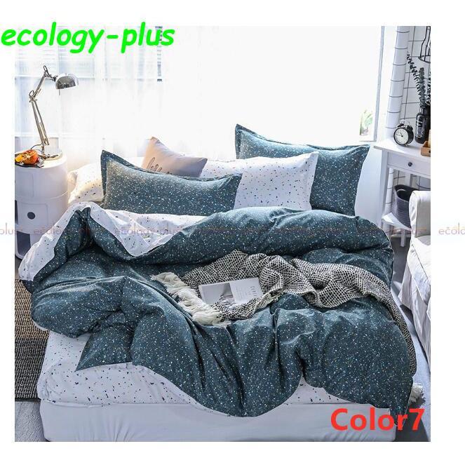ベッドカバー 寝具3点セット シングル 枕カバー 無地 布団カバー 北欧風 柔らかい 可愛い 洋式和式兼用 防ダニ 洗える 選べる4色 2020新作|ecology-plus|07