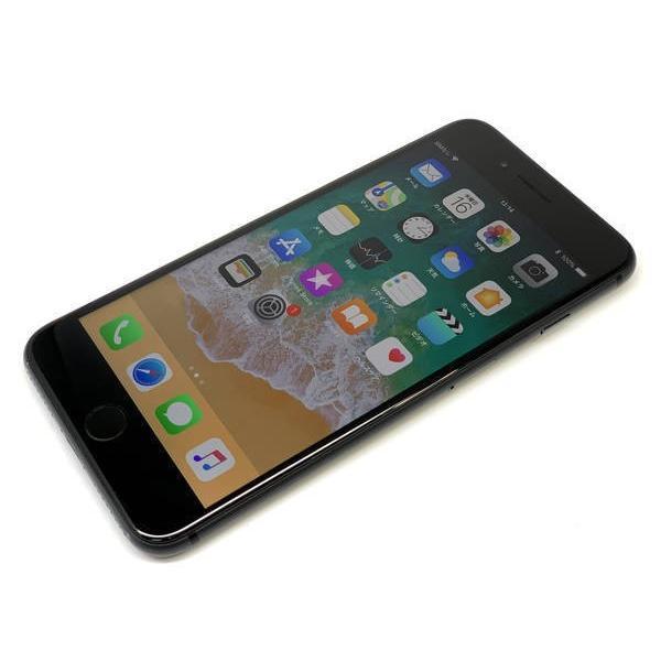 au iPhone8 Plus 256GB スペースグレイ 電池95% SIMロック解除済 ecomoshinshimonoseki