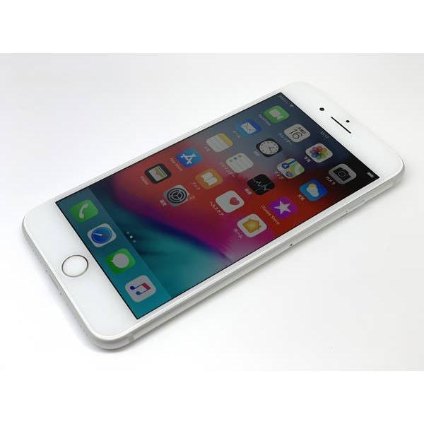 SoftBank iPhone8 Plus 64GB シルバー SIMロック解除済 ecomoshinshimonoseki