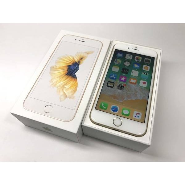 SoftBank iPhone6s 16GB ゴールド ソフトバンク ecomoshinshimonoseki