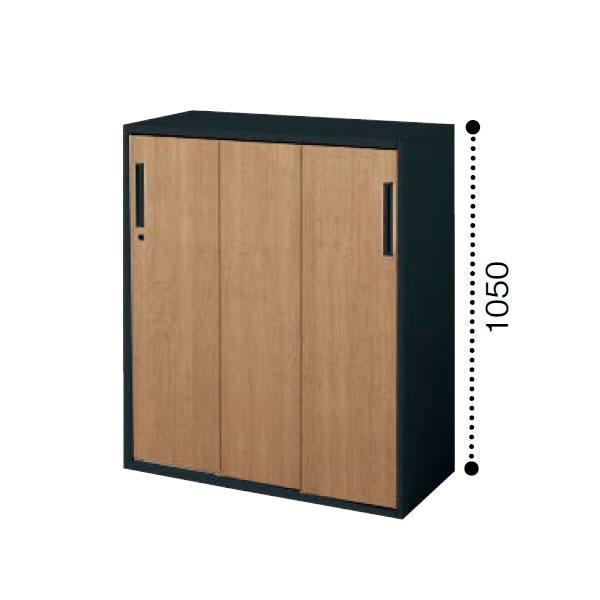 (最大3年保証)コクヨ エディア 収納システム 高さ1050mmタイプ 下置き 3枚引違い戸 木目タイプ 本体色ブラック … BWU-HD359E6C (最大3年保証)コクヨ エディア 収納システム 高さ1050mmタイプ 下置き 3枚引違い戸 木目タイプ 本体色ブラック … BWU-HD359E6C
