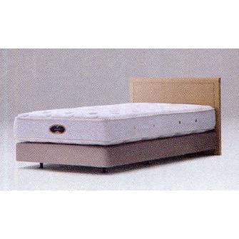 シモンズ ベッド/アーグ DCダブルクッションタイプ(シングルサイズ) ヘッドボード+ボックスプリングのみ マットレス別 DC AURG SF :dc aurg sf:エコノミーオフィス 通販 Yahoo!ショッピング