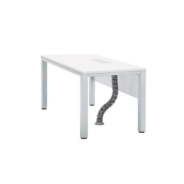 ミーティングテーブル フリーアドレステーブル 幕板付き 幅1400×奥行700mm ミーティングテーブル フリーアドレステーブル 幕板付き 幅1400×奥行700mm FAW-1470-M1