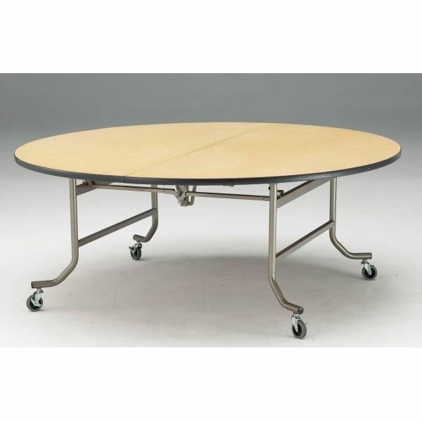 宴会用テーブル・レセプションテーブル FRNシリーズ 丸型 φ1500×高さ700mm FRN-150R