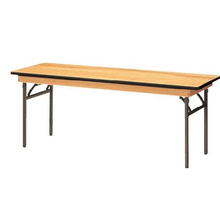 宴会用テーブル 幅1800×奥行き450mm KB1845S-S KB1845S-S