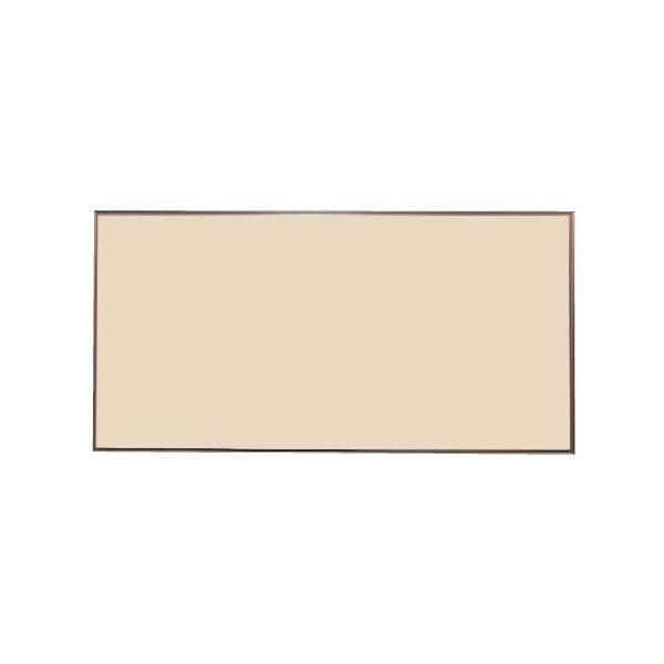スリーウェイ掲示板 カラーアルミ枠 表面色ベージュ 1810×910mm スリーウェイ掲示板 カラーアルミ枠 表面色ベージュ 1810×910mm KP36C
