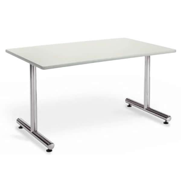 ミーティングテーブル・会議テーブル(幅1200×奥行き750mm) ミーティングテーブル・会議テーブル(幅1200×奥行き750mm) ミーティングテーブル・会議テーブル(幅1200×奥行き750mm) MT-1275K-M3 03b