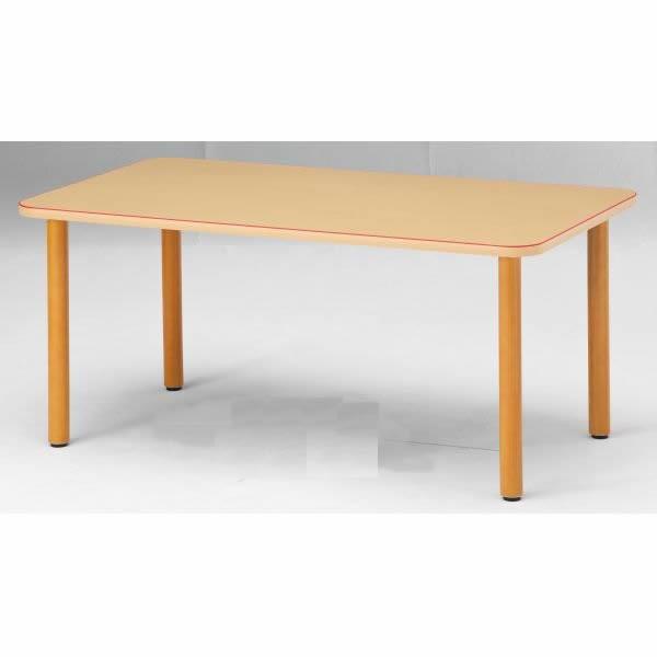 介護用テーブル 角型テーブル MTシリーズ 幅1600×奥行900×高さ700mm MT-1690