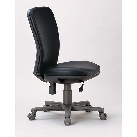 オフィスチェア ミドルバック肘なしタイプ オフィスチェア ミドルバック肘なしタイプ OA-1205