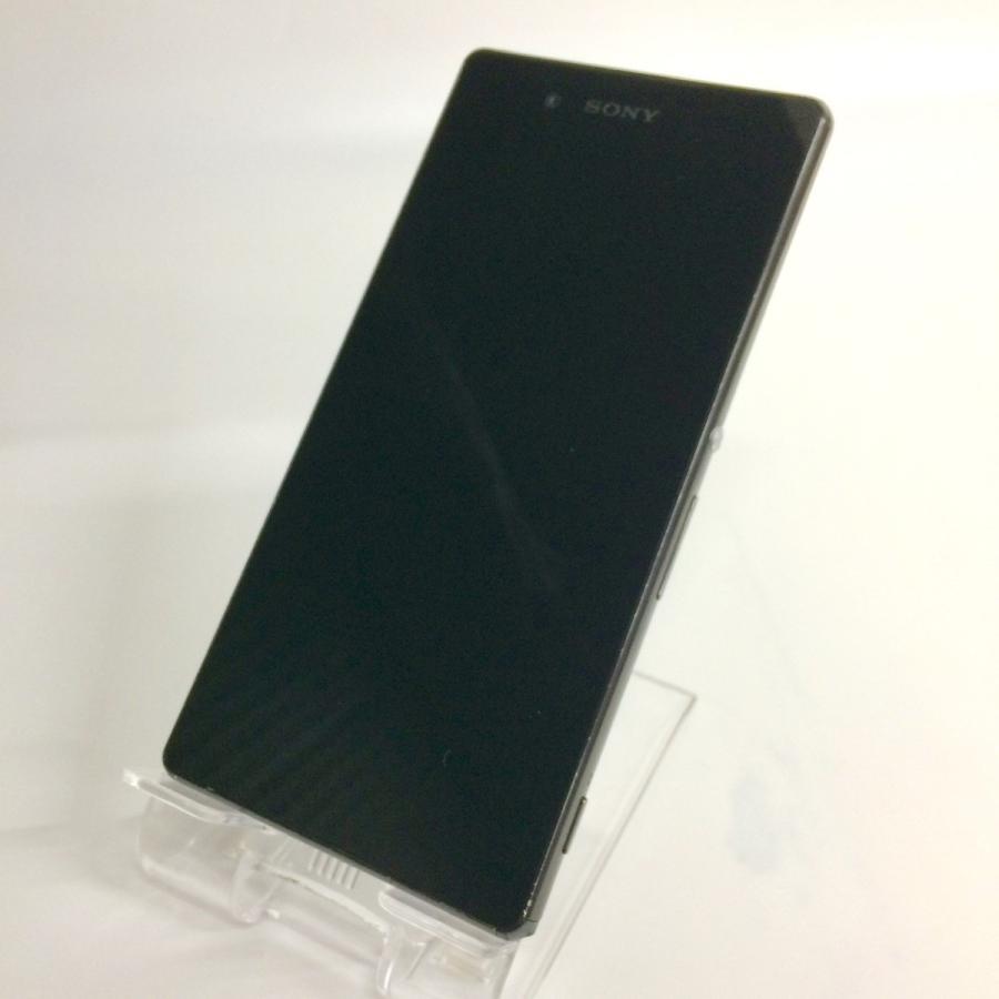 【中古】Xperia Z4 SONY SO-03G 本体 docomo 32GB ブラック rm-02026|ecosma