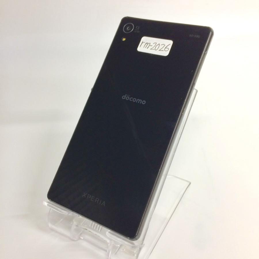 【中古】Xperia Z4 SONY SO-03G 本体 docomo 32GB ブラック rm-02026|ecosma|02