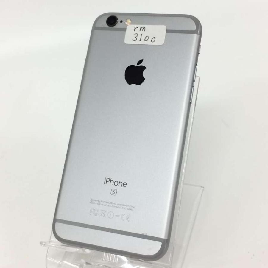 iPhone6s  docomo 64GB グレー rm-03100|ecosma|02
