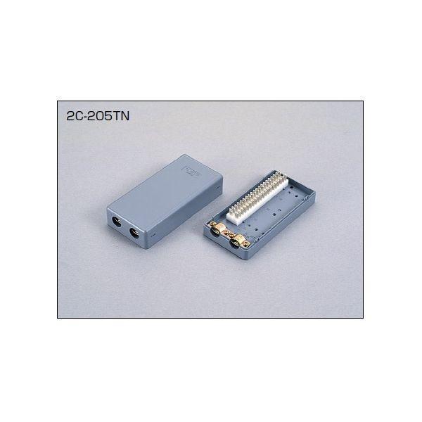 三和電気工業  2C-205T クリップ端子板 【サンワD... - 測定器・工具のイーデンキ