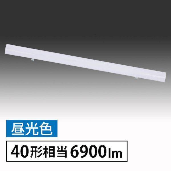 オーム電機 N6-4020 LEDベースライト ランプ 40形相当/6900lm/昼光色 + 照明器具 引き紐無し セット LT−BL406D+LT−BBV40156 N64020|edenki|02