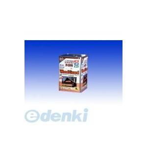 アサヒペン 4970925530554 油性ウッドガード外部用 14L パイン 15 4970925530554