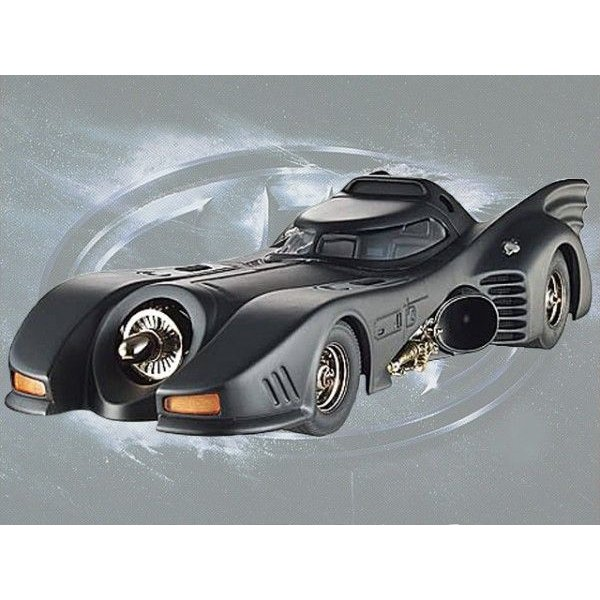 マテル ホットウィール カルトクラシックシリーズ バットマン リターンズ バットモービル エリート版 1/18スケール ダイキャストミニカー