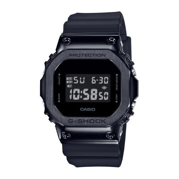 カシオ 腕時計 ブラック GM-5600B-1JF [GM5600B1JF]