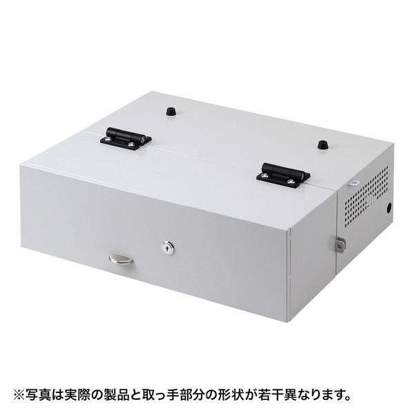 サンワサプライ ノートパソコンセキュリティ収納BOX ノートパソコンセキュリティ収納BOX SL-70BOX [SL70BOX]