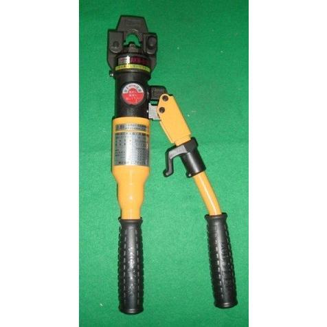 新品 ロブテックス 手動油圧式圧着工具 AKH60N 新品