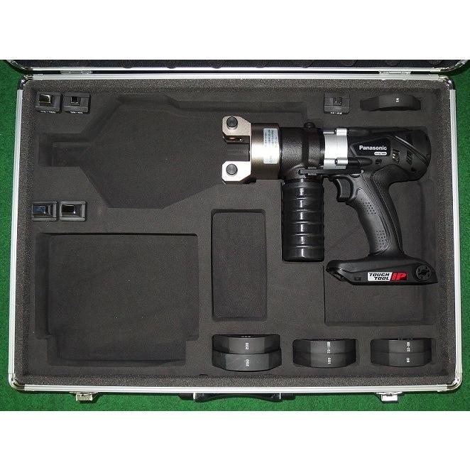 新品 パナソニック EZ46A4K-B 14.4V/18Vデュアル充電式圧着器 バッテリ·充電器別売 新品