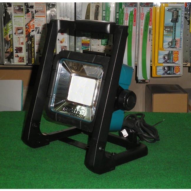 マキタ ML805+BL1850B+DC18SD 充電式LEDスタンドライト 光束750lm 18V-5.0Ahバッテリ:BL1850B 充電器:DC18SD付セット AC100V 新品