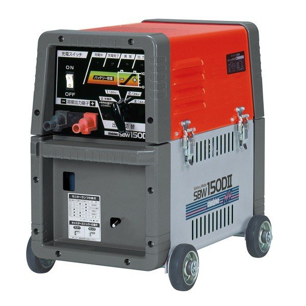 新品 送料無料 代引不可 新ダイワ バッテリー溶接機 SBW150D2-MF メンテフリー 新品
