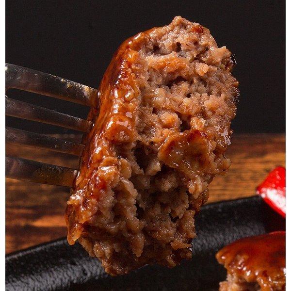 お歳暮 ギフト ハンバーグ 150g×8個入り 黒毛和牛 アグー 豚 ブランド 肉 粗挽き 満足の食べ応え ギフト 冷凍 送料無料 |ハンバーグ 8個||edoya13|03