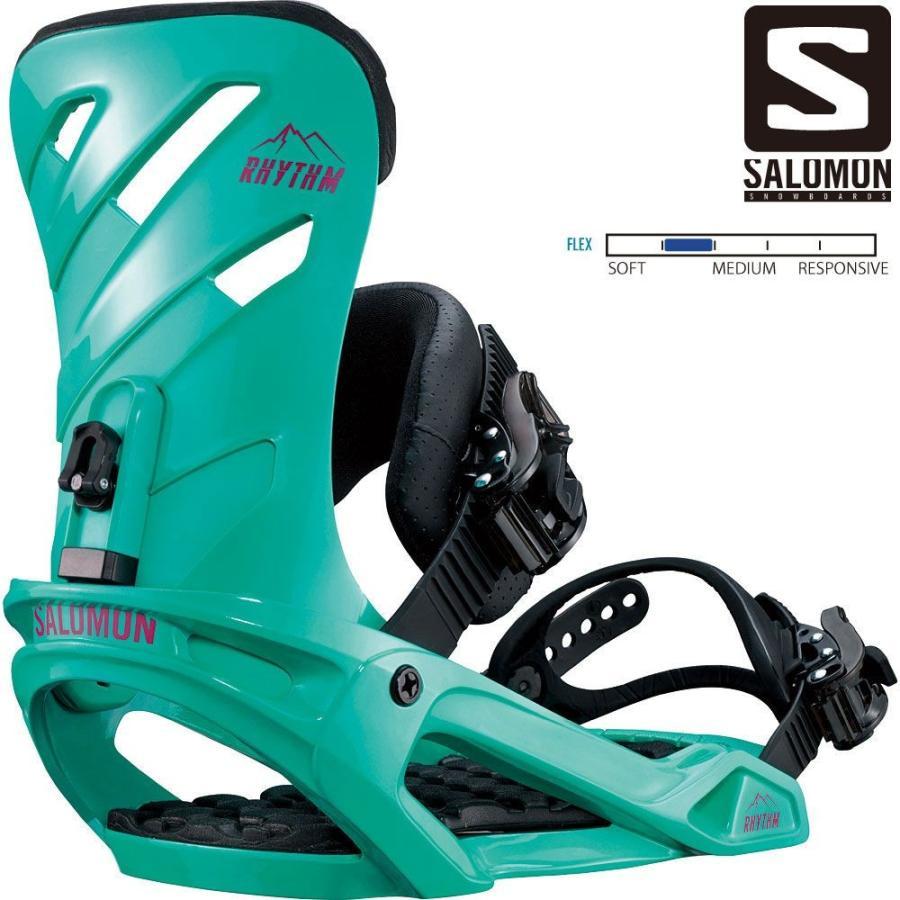サロモン RHYTHM AZURE L39837400 スノーボード バインディング メンズ・ユニセックス