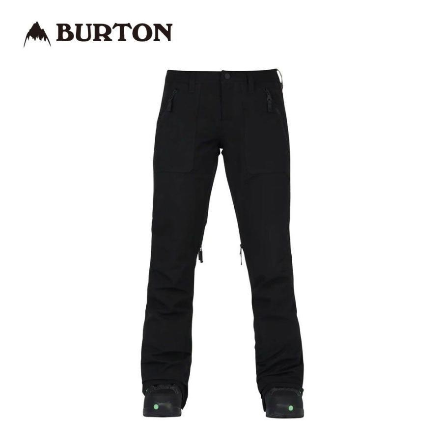 バートン Vida Pant 150061 True 黒 スノーボード レディース BURTON