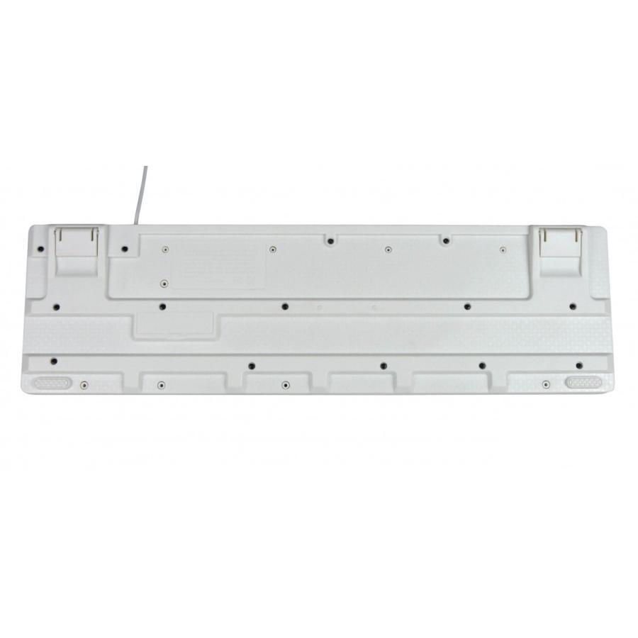 親指シフト表記付きUSBライトタッチキーボード(白-White)|eeelife|05