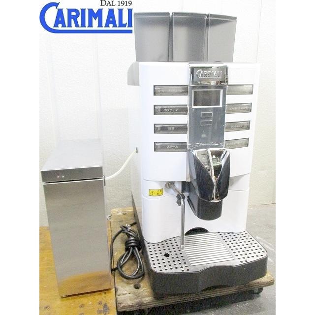 カリマリ CARIMALI ブルーマチック エスプレッソマシン HARMONY 東亞ミルククーラー付 単相200V コーヒーメーカー/商品番号:200803-R2