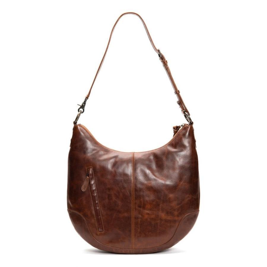 フライ FRYE レディース ハンドバッグ バッグ Melissa Leather Hobo Cognac