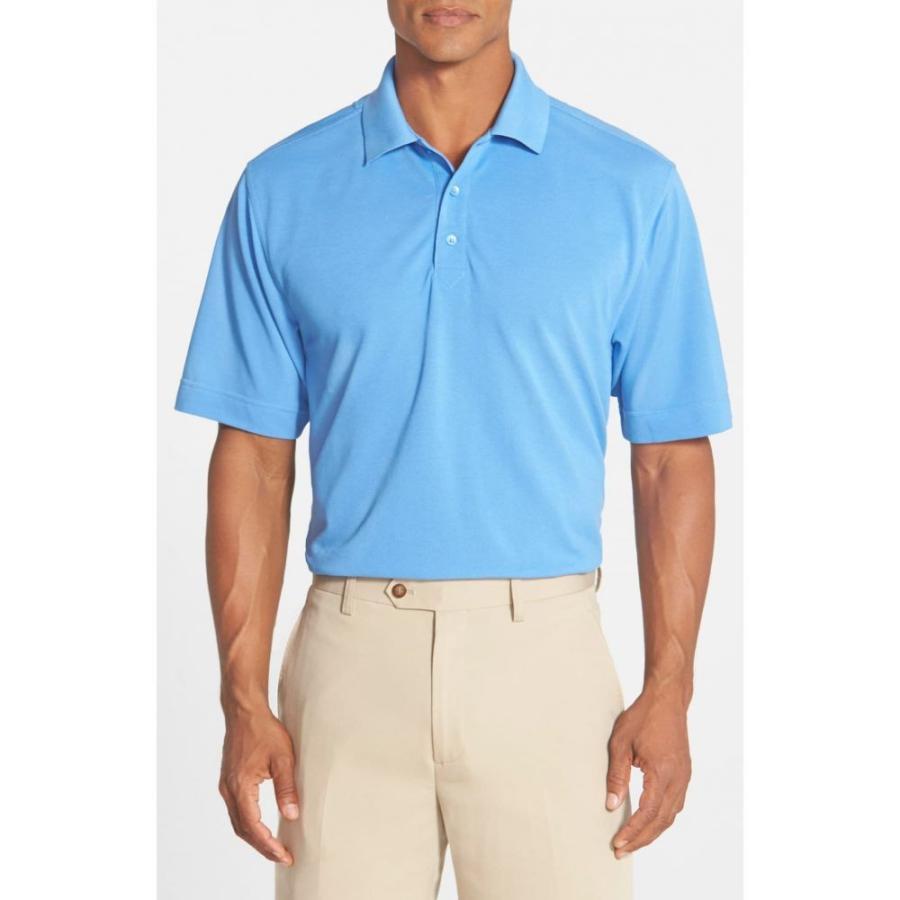 カッター&バック CUTTER & BUCK メンズ ゴルフ ポロシャツ トップス Championship Classic Fit DryTec Golf Polo Bayou