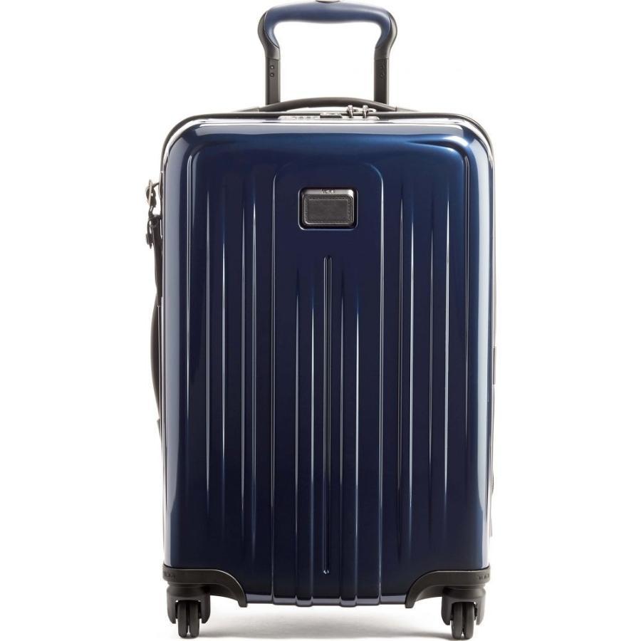 トゥミ TUMI メンズ スーツケース・キャリーバッグ バッグ v4 collection 22-inch international expandable spinner carry-on Eclipse
