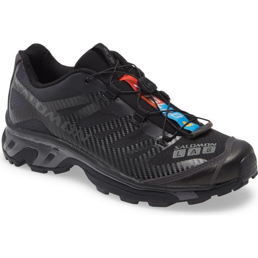 サロモン SALOMON メンズ ランニング·ウォーキング シューズ·靴 XT-4 ADVANCED Trail Running Shoe Black/Black/Magnet