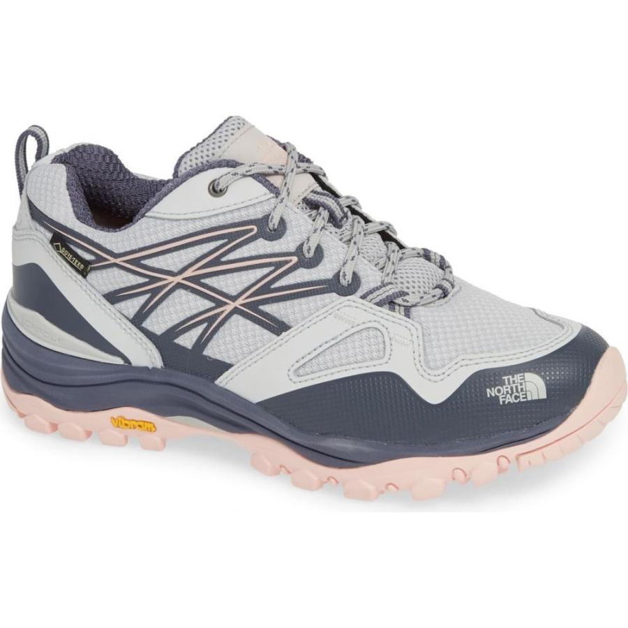 ザ ノースフェイス THE NORTH FACE レディース ハイキング・登山 シューズ・靴 hedgehog fastpack gore-tex waterproof hiking shoe Meld Grey/Pink Salt