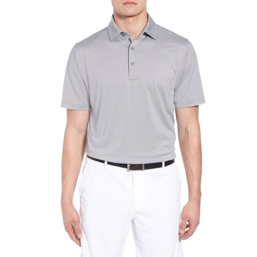 ボビージョーンズ BOBBY JONES メンズ トップス ゴルフ XH20 Regular Fit Stretch Golf Polo Graphite