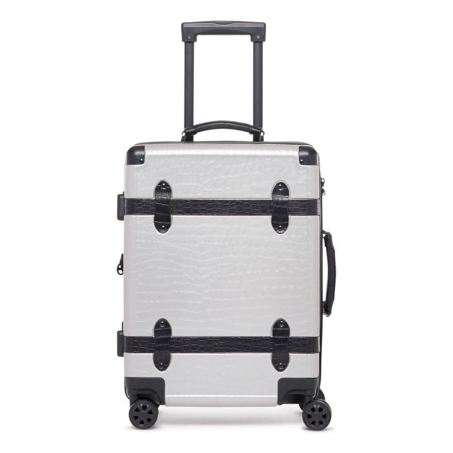 カルパック CALPAK メンズ スーツケース・キャリーバッグ バッグ Trunk 22-Inch Rolling Suitcase
