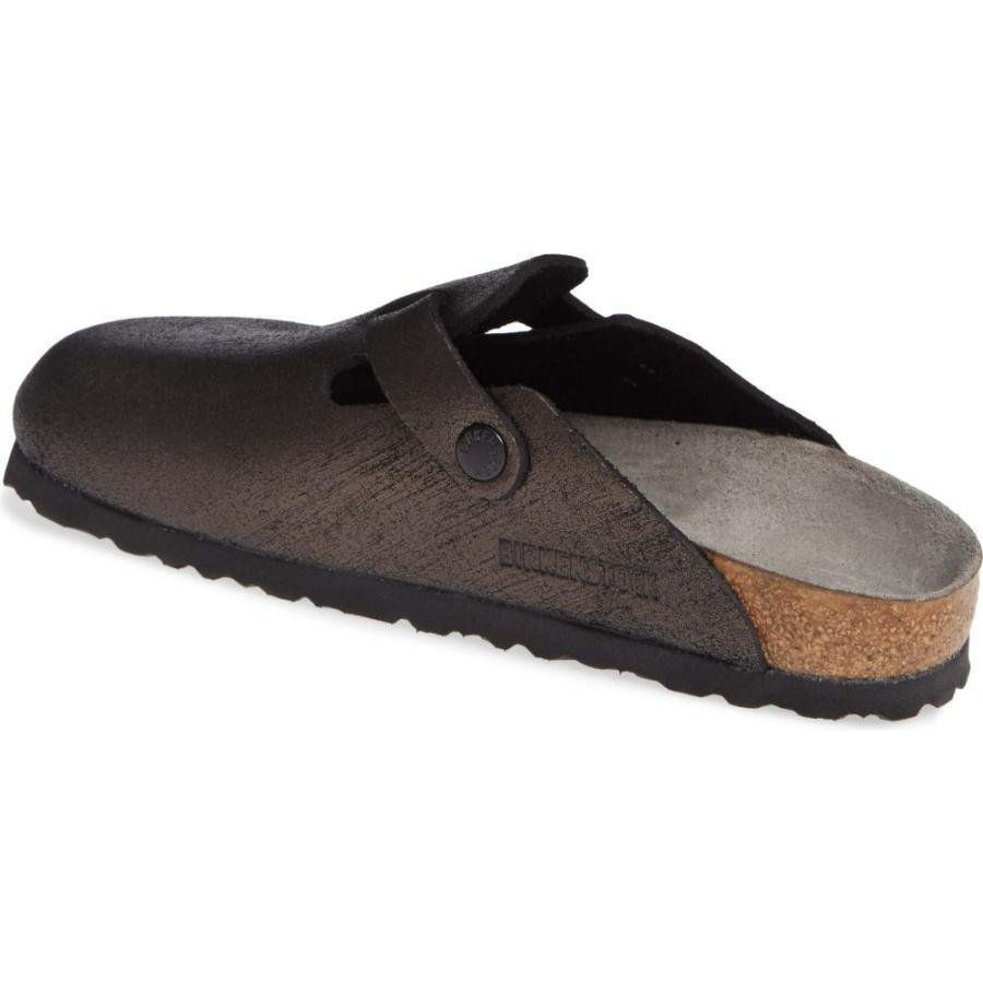 ビルケンシュトック BIRKENSTOCK レディース クロッグ シューズ・靴 Boston Soft Footbed Clog