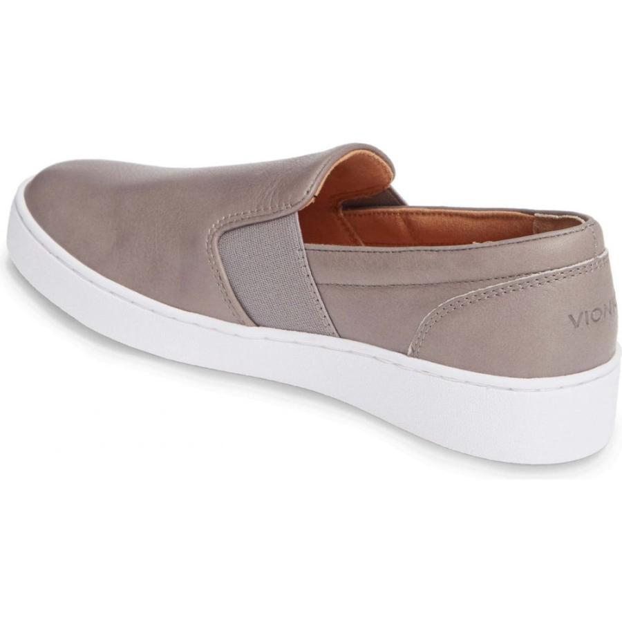 【お気に入り】 バイオニック VIONIC レディース スニーカー シューズ・靴 Demetra Sneaker Charcoal Leather, 店舗什器とマネキンのメイチョー 12666524