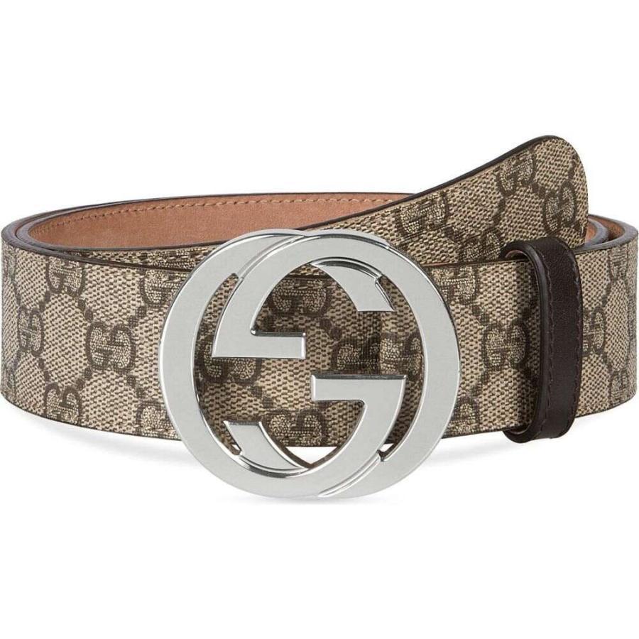 【予約中!】 グッチ グッチ GUCCI メンズ Belt ベルト Logo Buckle Logo Belt Brown, はせがわオンラインショップ:b3fa7e8b --- dogado.website
