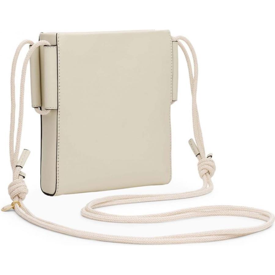 ラグ&ボーン RAG & BONE レディース パスポートケース Leather Passport Bag Antique White