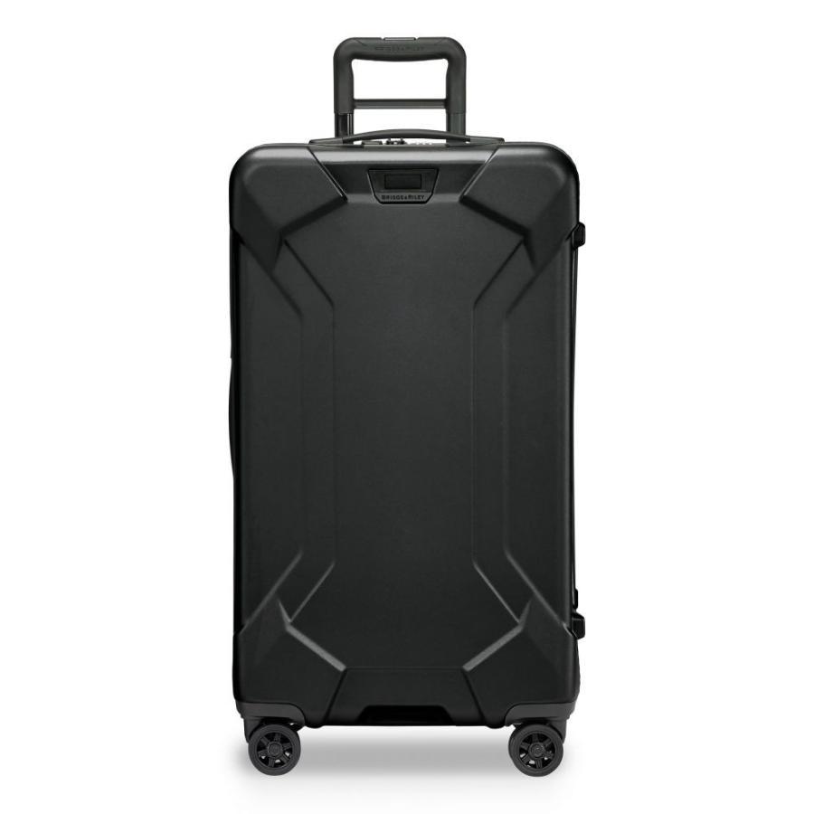 ブリッグスアンドライリー BRIGGS & RILEY メンズ スーツケース・キャリーバッグ バッグ Torq 29-Inch Medium Wheeled Trunk Stealth